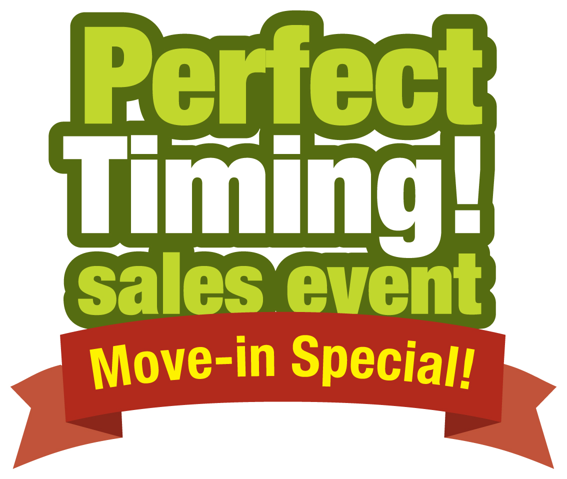 Perfect Timing Sales Event Starts Now at Warmington's ...