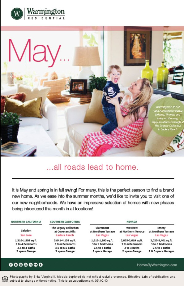 May All Roads Lead to Home: Announcing New Phases in all Locatons.